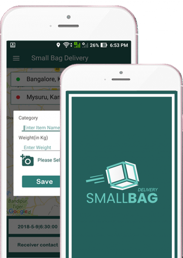 Fusion Business Solutions Invests in Small Bag Delivery